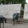 История памятника в Лондоне