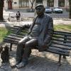 Николай Федорович Яковченко и  такса Фан-Фан